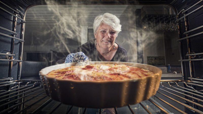 Keittiöhengetär / Kindhearted kitchenhand